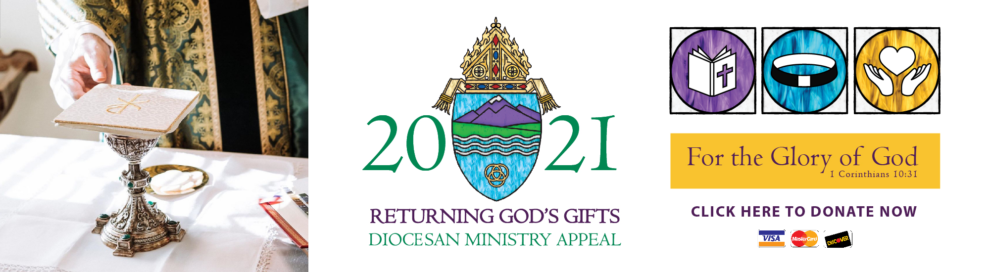 Diocesan Annual Appeal 2021